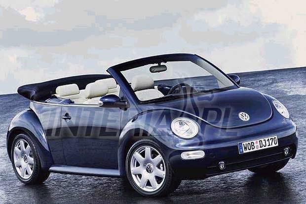 Volkswagen New Beetle Convertible (kliknij) /INTERIA.PL