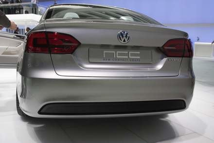 Volkswagen new compact coupe /INTERIA.PL