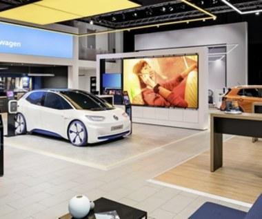 Volkswagen nie chce już sprzedawać aut w salonach