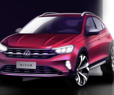 Volkswagen Nivus - zupełnie nowy SUV