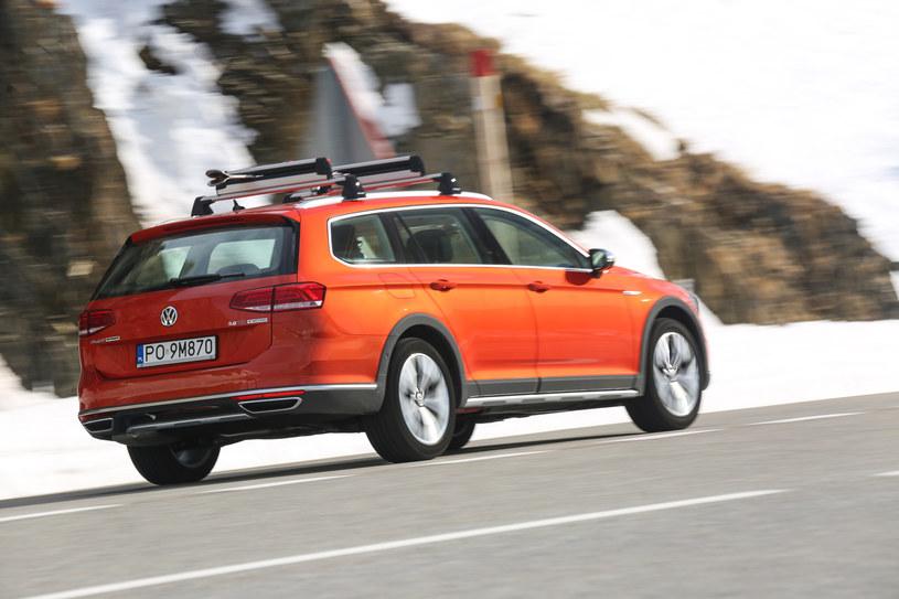 Volkswagen Passat Allroad /INTERIA.PL
