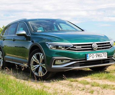 Volkswagen Passat Alltrack 2.0 TDI - tak wygląda król Passatów