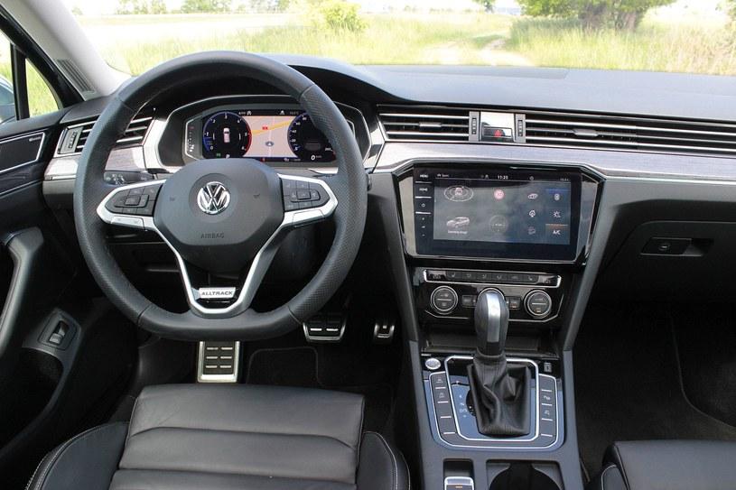 Volkswagen Passat Alltrack 2.0 TDI /INTERIA.PL