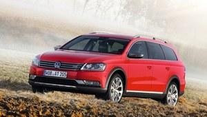 Volkswagen Passat Alltrack - pierwsza jazda
