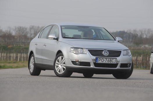 Volkswagen Passat B6 /Motor
