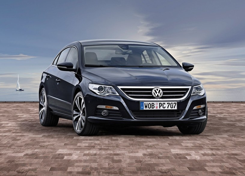 Volkswagen Passat CC nie ma wśród niemieckich diagnostów najlepszej opinii /