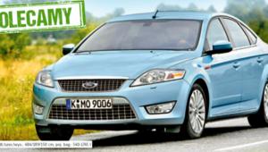 Volkswagen Passat, Ford Mondeo czy Opel Vectra - którego wybrać powyżej 25 tys. zł?