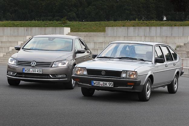 Volkswagen Passat ma już 40 lat /