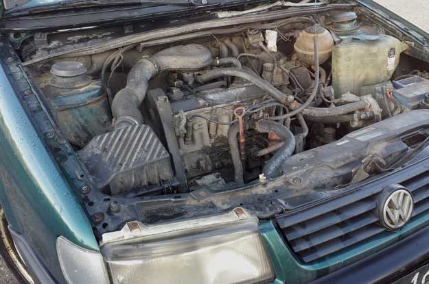 Volkswagen passat - silnik /INTERIA.PL