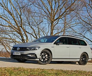 Volkswagen Passat Variant R-Line Edition - można się wyróżnić