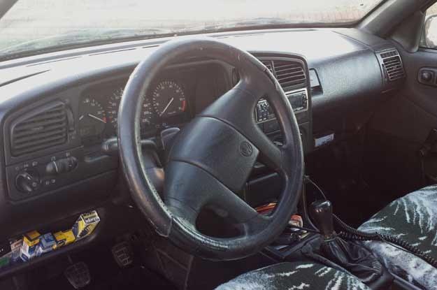 Volkswagen passat - wnętrze /INTERIA.PL