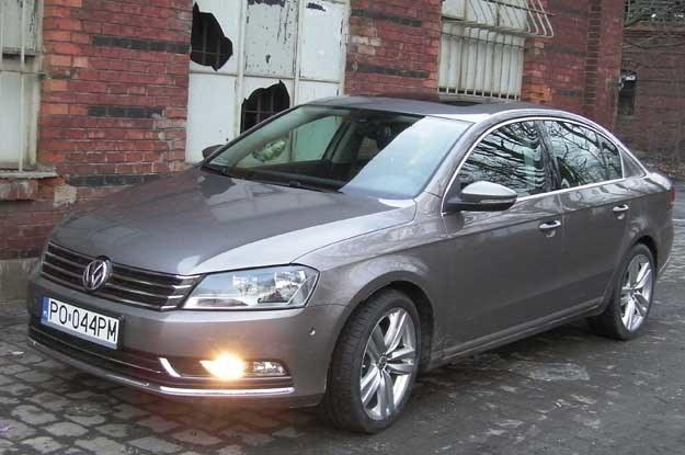 Volkswagen passat /INTERIA.PL
