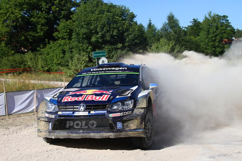 Volkswagen pokazał dobrą formę /Marek Wicher    /INTERIA.PL