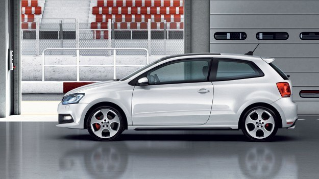 Volkswagen Polo GTI - wersja sprzed liftingu /Volkswagen