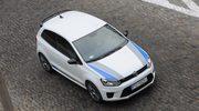 Volkswagen Polo R WRC - test