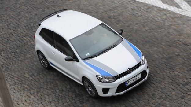 Volkswagen Polo R WRC /Motor