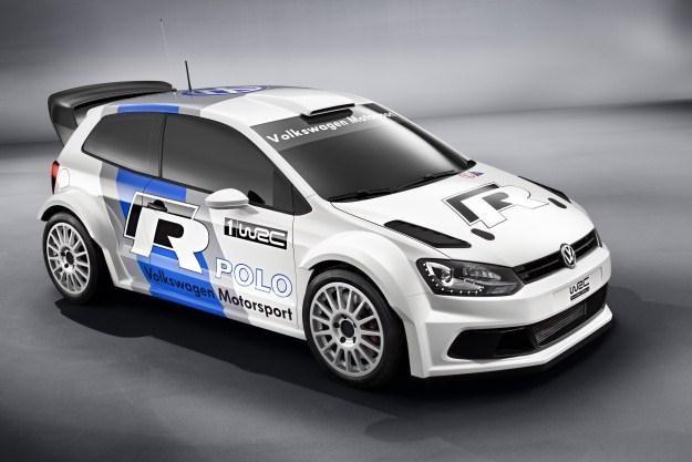 Volkswagen polo R WRC /