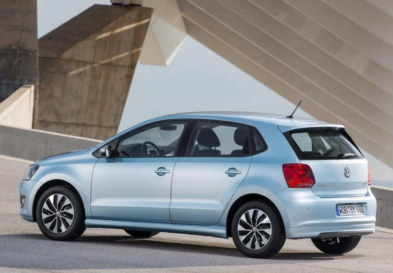 Volkswagen Polo TSI BlueMotion /