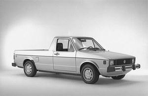 Volkswagen Rabbit Pickup /Volkswagen