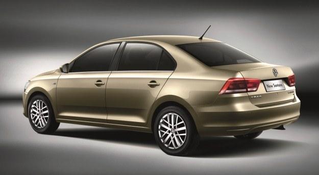 Volkswagen Santana /INTERIA.PL