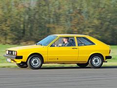 Volkswagen Scirocco 1974-1977