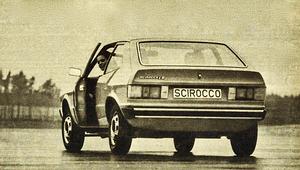 Volkswagen Scirocco (1974) - prezentacja modelu