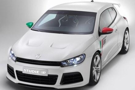 Volkswagen scirocco studie R /