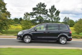 Volkswagen Sharan 2.0 TDI 184 DSG Highline