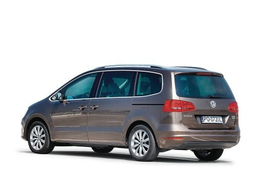 Volkswagen Sharan /Motor
