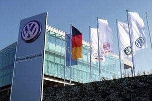 Volkswagen się broni