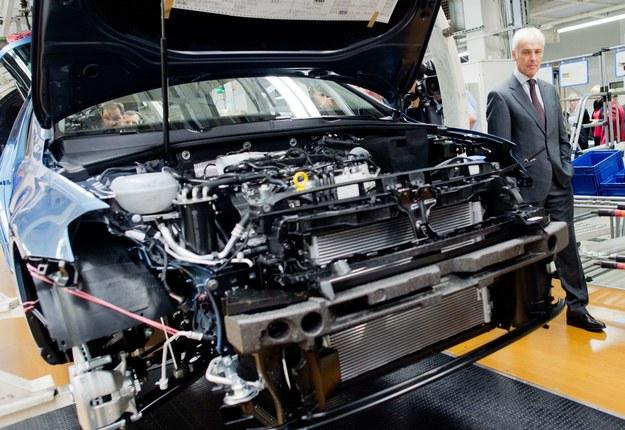 Volkswagen się przyznał do oszustw bo... się pomylił! /AFP