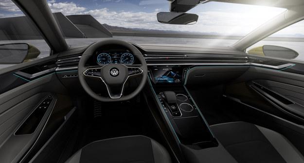 Volkswagen Sport Coupe Concept GTE /Volkswagen