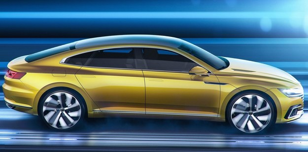 Volkswagen Sport Coupe GTE Concept /Volkswagen