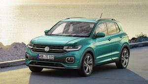 Volkswagen T-Cross - najmniejszy w rodzinie