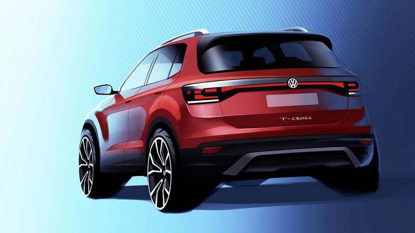Volkswagen T-Cross /