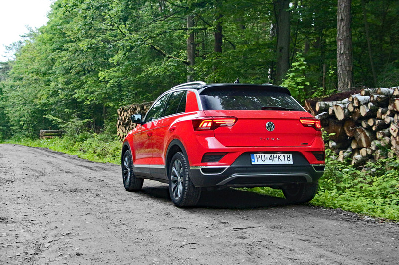 Volkswagen T-Roc 2.0 TSI /INTERIA.PL