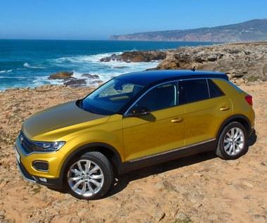Volkswagen T-Roc: przyszłość należy do SUV-ów