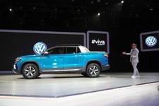 """0007PDRM950M5RI7-C307 Volkswagen Tarok Concept. Mniejszy """"brat"""" Amaroka"""