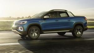 Volkswagen Tarok Concept - skrzyżowanie SUVa z pick-upem