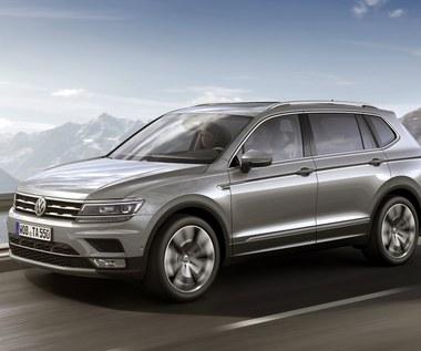 Volkswagen Tiguan Allspace już w salonach