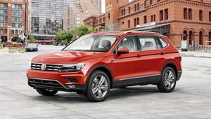 Volkswagen Tiguan Allspace zadebiutował w Detroit