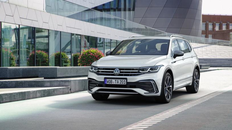 Volkswagen Tiguan Allspace /