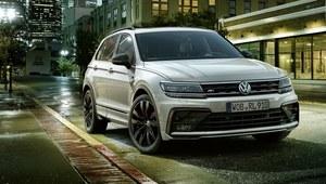 """Volkswagen Tiguan """"Black Style"""" R-Line"""