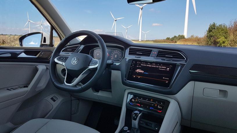 Volkswagen Tiguan eHybrid /INTERIA.PL