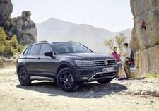 0007OGWDTEH7NNCS-C307 Volkswagen Tiguan Offroad. Bardziej terenowy
