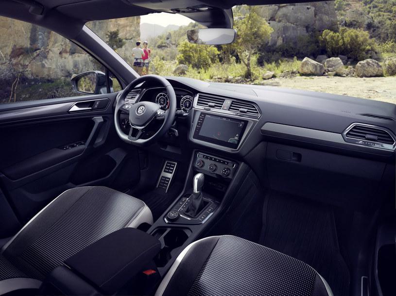 Volkswagen Tiguan Offroad /