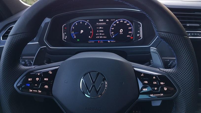 Volkswagen Tiguan R /INTERIA.PL