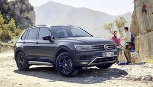Volkswagen Tiguan w nowej wersji Offroad