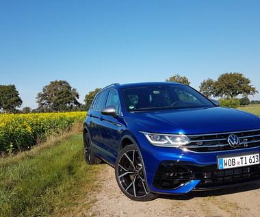 Volkswagen Tiguan - znacznie więcej niż kosmetyka