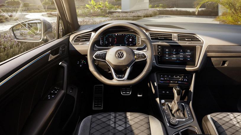 Volkswagen Tiguan /